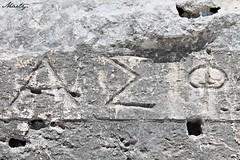 Traces. (Martinaway) Tags: italy greek italia traces sicily sicilia siracusa neapolis martinaway