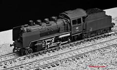 Märklin Ho BR 24 (eric borowski) Tags: märklin modelismeferroviaire modelbahn modèleréduits trains canon br24 ho spurho db modellbahn modelleisenbahn