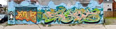 quickage-DSC_0416-DSC_0421 v2 (collations) Tags: toronto ontario graffiti sight adore