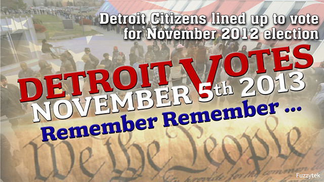 Thumbnail for Detroit 2013 Vote