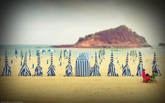 """Un da de Playa"" (Juan Blanco Photography) Tags: espaa playa antiguo pasvasco playadelaconcha sansebastin donostiasansebastin satrustegihiribidea antiguodonostiasansebasti antiguodonostiasansebastin"
