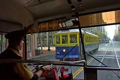 SF Muni Heritage Celebration - 110213 - 12 (Stan-the-Rocker) Tags: sanfrancisco bus sony financialdistrict muni streetcars nex sel1855 stantherocker 2015msrcalendar