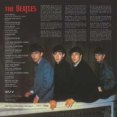 The Beatles 1958 – 1962 (DOXY, DOY011). Cover of the box, downside (vad_kiev) Tags: vinyl lp bootleg thebeatles doxy 1958–1962 doy011