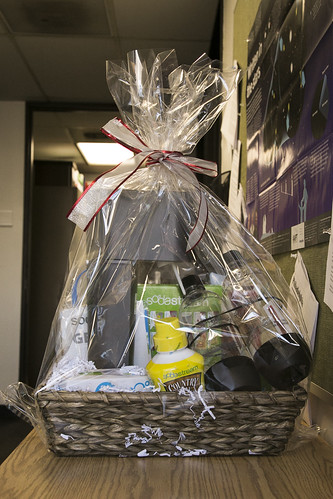 Natural Sciences Basket- Bubbles for the Holidays