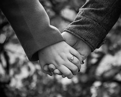 Engagement ring (MathewKendallPhotography) Tags: wedding people love walking happy hands couple fingers couples happiness engagementring ring engaged inlove engagementshoot