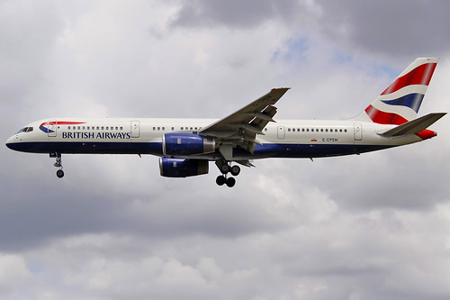 BOEING 757-200 BRITISH AIRWAYS | LONDON | LHR-EGLL