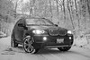 BMW X5 Photoshoot (Matthew Groner) Tags: winter snow chicago photoshoot bmw x5