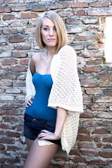 Azucena [7/17] (Enrique Gmez (yvoictra)) Tags: madrid light portrait girl 50mm nikon retrato modelo blond rubia nikkor azucena 50mmf18 sesin nikon50mm nikond90 afs50mmf118g