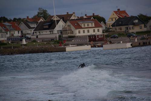 Mölle - Surfers paradise/paradis för surfare