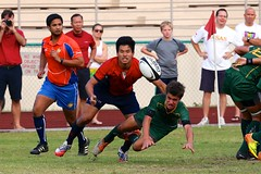 Harrasement (richseow) Tags: rugby eagles isas sasrugby saseagles 2014sas iasasrugby2014 sasrugby2014