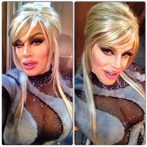 Трансексуалка alina