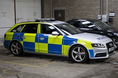 YJ60 FCA (S11 AUN) Tags: car video estate traffic yorkshire north group police rpg roads a4 audi unit equipped rpu nyp policing anpr 30tdi yj60fca