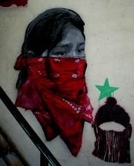 zapatista (ch_stencil) Tags: mexico stencil mural zapatista ch ezln estencil