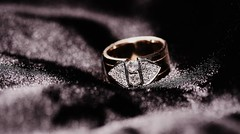 Ring 011 (earthly magic) Tags: light macro love contrast diamonds gold ring diamond jewellery sparkle bling