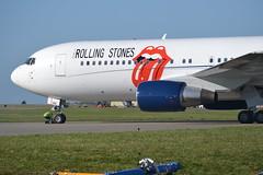 DSC_3558 (icksilver) Tags: stones boeing rolling 767 mse manston b762 zsdji