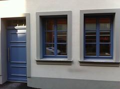 Haustür-Fenster