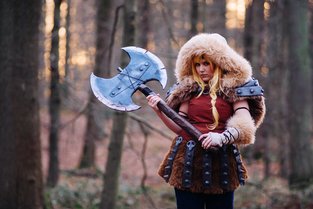 Whatever Is On Your Mind About Cosplay: The World's Best Photos Of Howtotrainyourdragon And Viking