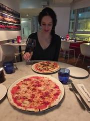 Birthday pizza! (mauxditty) Tags: china hongkong asia central kowloon hongkongisland