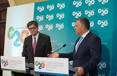 G20 Finance Ministers and Central Bank Governors Meeting, Sydney (G20 Australia) Tags: us official sydney g20 financeministersandcentralbankgovernors g20australia