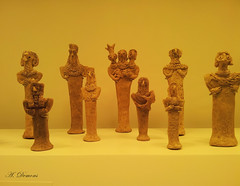 Sumerian worshipers (anastella.me) Tags: gods worshiper sumerian sumeria mesompotamia
