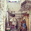 alley #street in the #moslem quarter... (Thu Trang Ho) Tags: life street city travel light people urban sun house building beautiful shop architecture israel alley market palestine islam jerusalem capital religion middleeast moslem uploaded:by=flickstagram instagram:venuename=jerusalem instagram:photo=715822922122266680186442945 instagram:venue=273500202