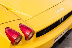 Ferrari Enzo (Fred Jeangeorges) Tags: auto canon tour dijon sigma ferrari enzo 1750 f28 600d prenois