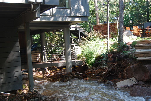 Photo - Gregory Canyon Creek Flooding