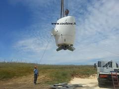 14 Turbina Minieolica Endurance Wind Power E-3120 coolbine italia