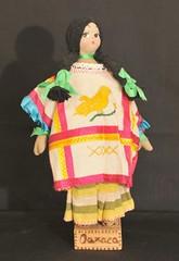 Oaxacan Doll Mexico Mazatec (Teyacapan) Tags: mexico toys dolls mexican oaxaca textiles huipil munecas mazatec
