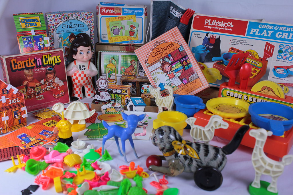 Popular Toys In 1973 : The world s best photos of vintage and whitman flickr