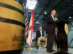 07-07-2014 Jack Daniel Cooperage Grand Opening in Trinity