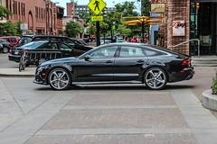 Audi RS7 (Hunter J. G. Frim Photography) Tags: colorado audi supercar rs7