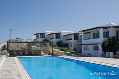 irenes v iew-111 (epistimigallery) Tags: life family blue houses light vacation color castle water pool night swim island mirror cool ship village view balcony room cyan rent villas paros lightlife cycldes