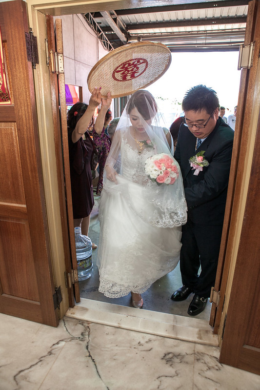孟峰&梵齡 婚禮紀實-184