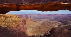 USA  Utah  Canyonland  Mesa Arch (charles.duroux) Tags: nyip