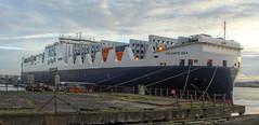 0215 (ElitePhotobox2) Tags: atlantic sea cargo containor liverpool cruise terminal luminance hdr krita linux