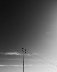 Wired (jm.duarte97) Tags: black white blackwhite bw shadows chiaroscuro life wired telecommunication communicate modern age canon 650d canon650d digital
