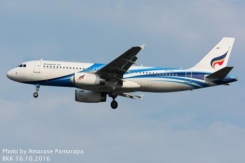 HS-PPJ // Bangkok Airways Airbus A320-232