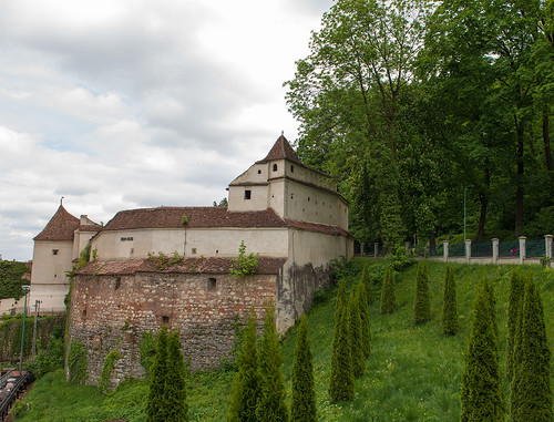 Brasov. Town wall ©  Andrey