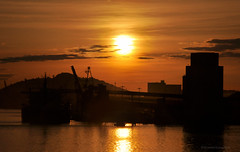 Sunrise (Rhannel Alaba) Tags: rhannel pido alaba paranagua brazil bow querida terminal nikon d90