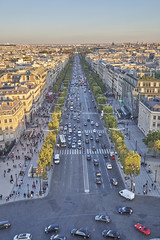 2016-10-06-X-T2-DSCF2767 (Hans Merkl) Tags: arcdetriomphe europe france paris travel