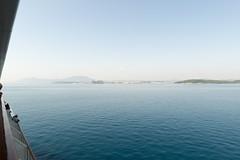 Korfu (Kérkyra) - Anfahrt