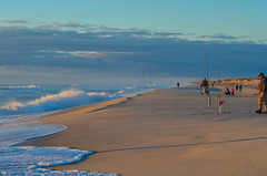 NJShore-33 (Nikon D5100 Shooter) Tags: beach jerseyshore ocean sand water waves