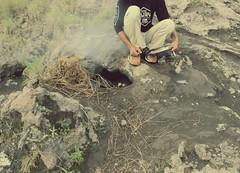 Steam Eggs 1 (richardha101) Tags: bali indonesia mountain mount batur hiking hike asia travel wanderlust