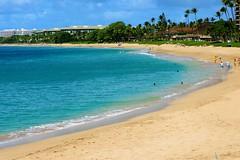 Ka'anapali Beach (joybidge (0n vacation)) Tags: trishcanada naturepatternscanada mauihawaii kaanapalibeach