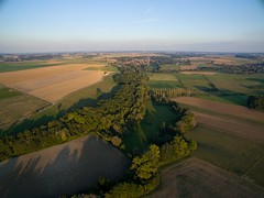 Evening drone... Avesnois (Angel JB) Tags: ifttt 500px tree landscape sky grass valley hill outdoors agriculture dji quadcopter drone dusk warm