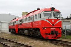 2M62-0538 Vilnius, 05/10/16 (Richard.A.Jones Railways) Tags: 2m62