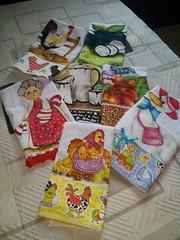 14671242_1570344736311343_7990734850869154083_n (jovanapinturas) Tags: pinturasjovana pinturas em tecido artesanato artesã artes decorativas casa decoração tecidos toalhas decoradas fraldas panos decorados pintura pano