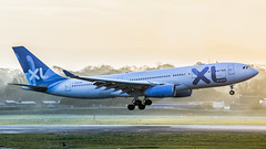 XL airways F-GSEU a330-200 arriving into Manchester for attention at Air Livery. 5.12.16 (Yazn Achtar) Tags: subhanallah manchesterairport airbus a332 a330 a330200 xlairways manchester nikonphotography photographyatitsbest planespotter planespotting photography photooftheday planes france fgseu salam