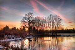 Kakaoteich Sunset-IMG_0203.JPG (1 von 2) (gravitat-OFF) Tags: kakaoteiche sunset dezember